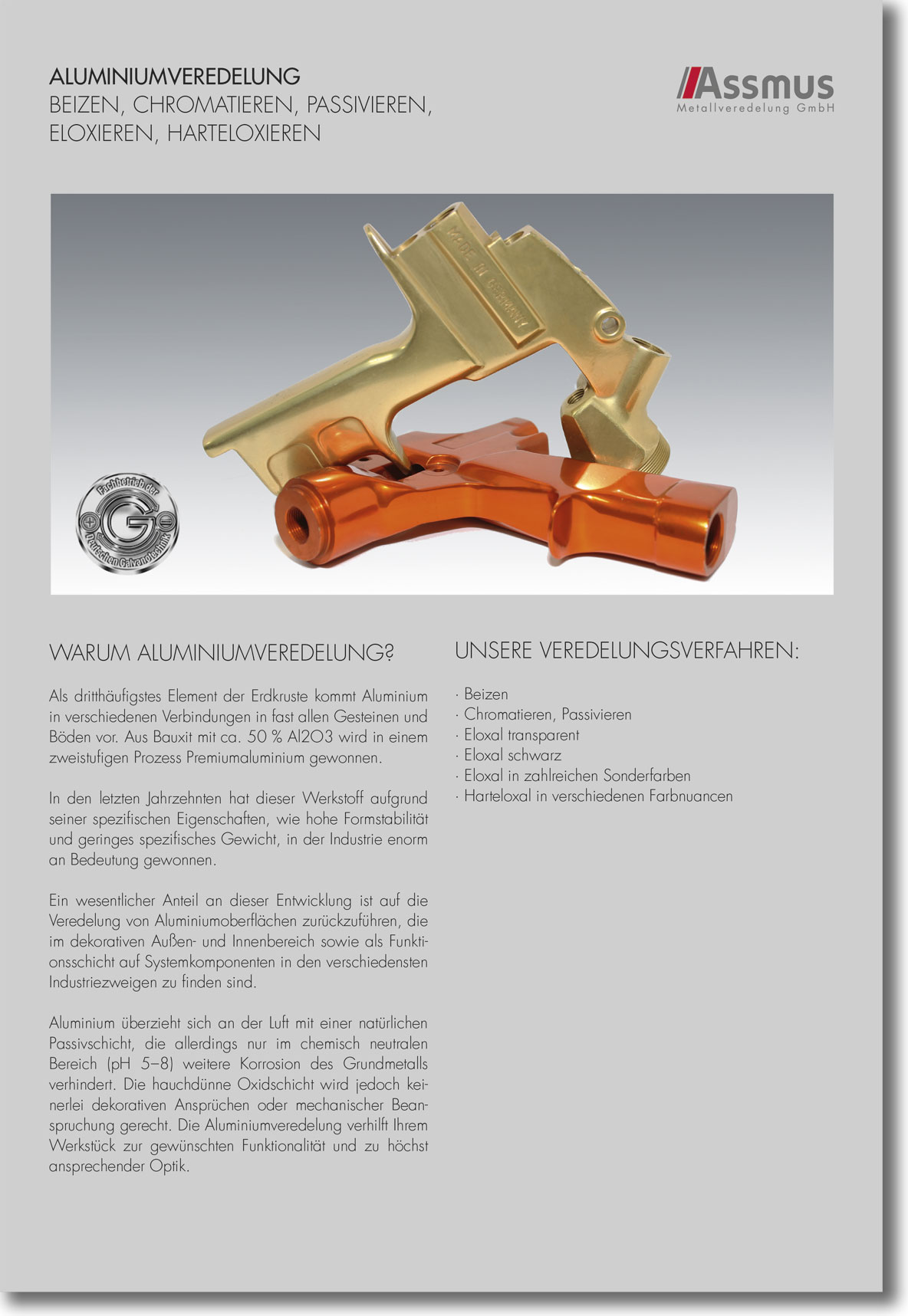 Extrem Aluminiumveredelung › Assmus Metallveredelung SI81